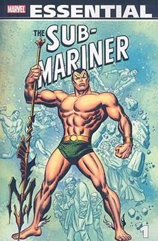 Essential Sub-Mariner, Vol. 1 (Marvel Essentials) (v. 1) - Book  of the Essential Marvel