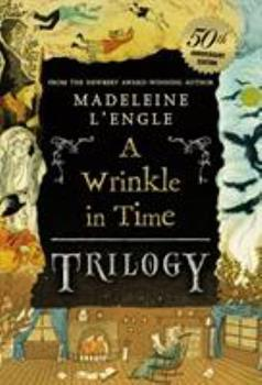 Madeleine L'Engle's Time Trilogy 0374303223 Book Cover
