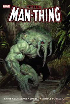 The Man-Thing Omnibus - Book #68 of the Marvel Team-Up 1972