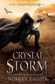 Crystal Storm 1595148221 Book Cover