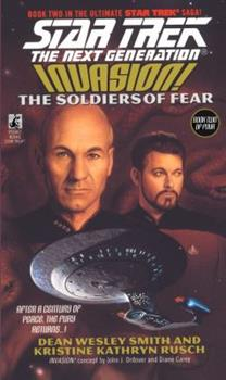 The Soldiers of Fear (Star Trek: Invasion, #2) 0671541749 Book Cover