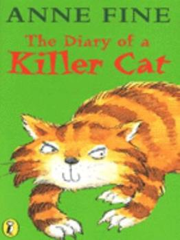 The Diary of a Killer Cat 0374317798 Book Cover