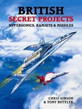 British Secret Projects - Book  of the Secret Projects