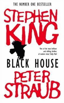 Paperback Black House Book