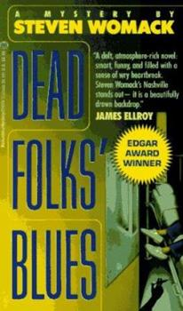 Dead Folks' Blues 0345376749 Book Cover