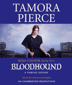 Bloodhound (Beka Cooper, #2) - Book  of the Tortall