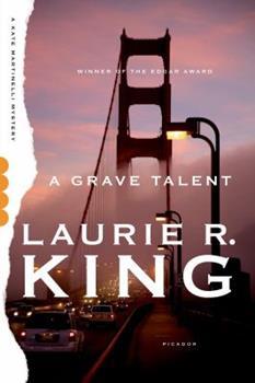 A Grave Talent 0553573993 Book Cover