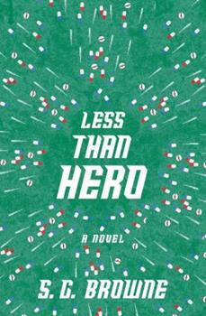 Less Than Hero 1476711747 Book Cover