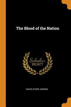 Paperback The Blood of the Nation Book