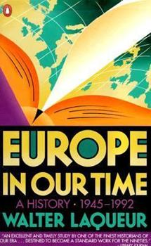 Europe in Our Time: A History 1945-1992 0140139699 Book Cover