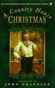 A Country House Christmas 0750918209 Book Cover