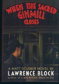 When the Sacred Ginmill Closes 0441880975 Book Cover