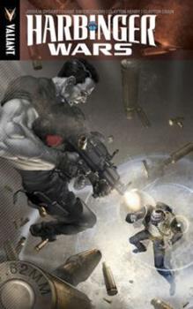 Harbinger Wars - Book #3.5 of the Bloodshot 2012
