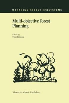Paperback Multi-Objective Forest Planning Book