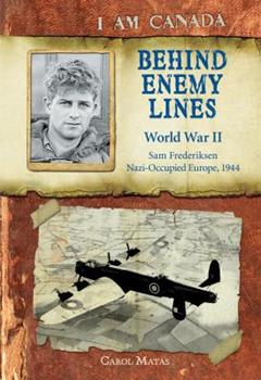 Behind Enemy Lines: World War II 0545990661 Book Cover