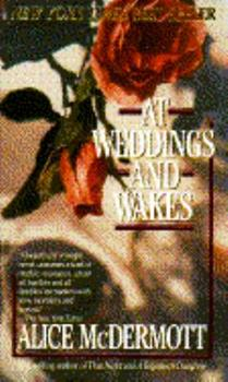 At Weddings and Wakes 0312429436 Book Cover