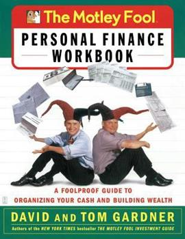 The Motley Fool Investment Workbook (Motley Fool Books) 0743229975 Book Cover