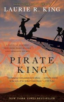 Pirate King 0553807986 Book Cover