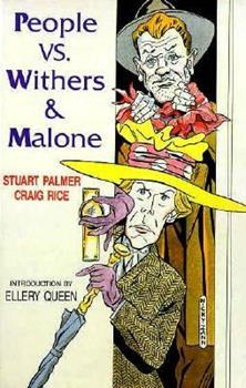 People Vs. Withers and Malone 1558820779 Book Cover