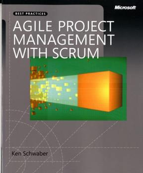 Agile Project Management with Scrum (Microsoft Professional) 073561993X Book Cover