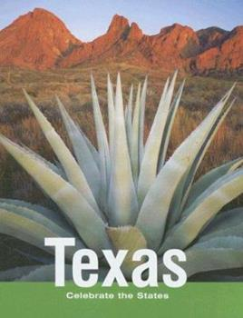 Texas - Book  of the Celebrate the States