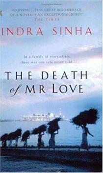 The Death of Mr. Love 0060562463 Book Cover