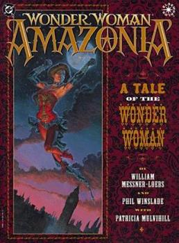 Wonder Woman: Amazonia - Book  of the Wonder Woman