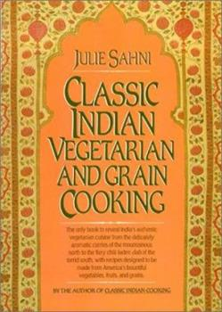 Hardcover Classic Indian Veget Ck Book