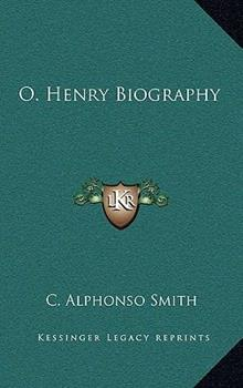 Hardcover O Henry Biography Book