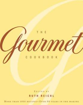 Hardcover The Gourmet Cookbook: More than 1000 recipes Book