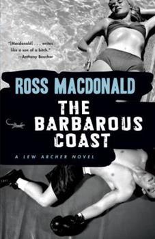 The Barbarous Coast 0553242687 Book Cover
