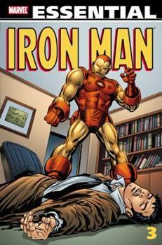 Essential Iron Man Volume 3 TPB - Book  of the Essential Marvel