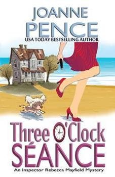 Three O'Clock Seance: An Inspector Rebecca Mayfield Mystery 0692609210 Book Cover