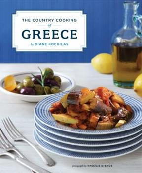 The Country Cooking of Greece 0811864537 Book Cover