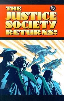 Justice Society Returns - Book  of the Complete Justice Society
