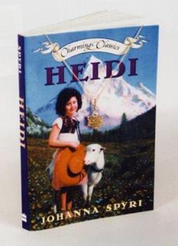 Paperback Heidi Book and Charm (Charming Classics) Book