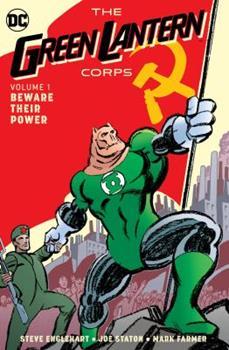 Green Lantern Corps: Beware Their Power Vol. 1 - Book  of the Green Lantern #Hal Jordan vol. 2
