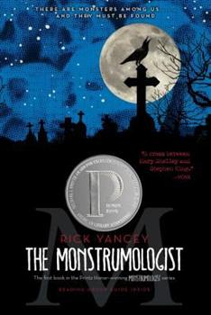 The Monstrumologist 1481425447 Book Cover