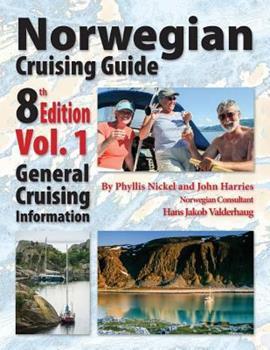 Paperback Norwegian Cruising Guide 8th Edition Vol 1 Book