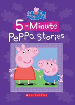 Cuentos de Peppa en 5 minutos - Book  of the 5-Minute Stories