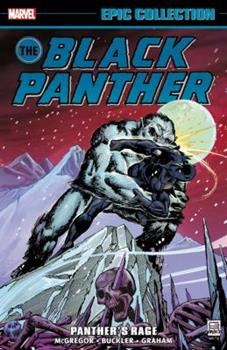 Paperback Black Panther Epic Collection: Panther's Rage Book