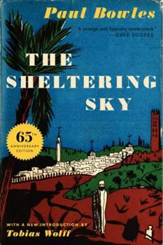 The Sheltering Sky 0880015829 Book Cover
