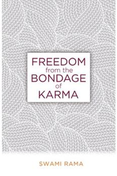 Paperback Freedom from the Bondage of Karma Book