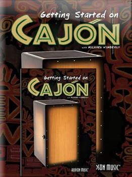Paperback Getting Started on Cajon Book