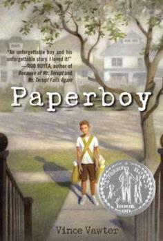 Paperback Paperboy Book
