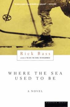 Where the Sea Used to Be 0395957818 Book Cover