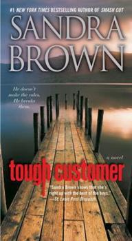 Paperback Tough Customer : A Novel Book