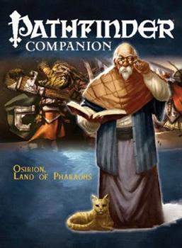 Pathfinder Companion: Osirion, Land of Pharaohs - Book  of the Pathfinder Player Companion