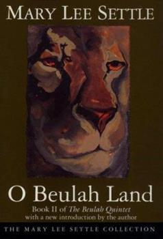 O Beulah Land 0684188465 Book Cover