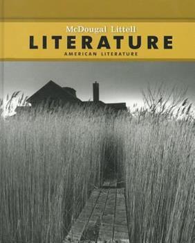 Literature: American Literature 0618568662 Book Cover